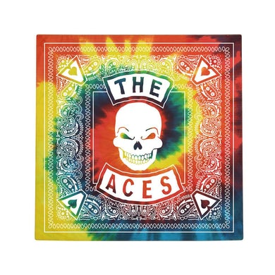 The Aces Motor Club Bandana