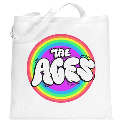 The Aces Candy Pride Tote - White