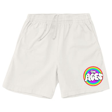 Candy Pride Shorts - Off White