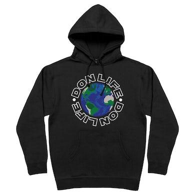 Big Sean Don Life 'The World Keeps Turning' Hoodie - Black