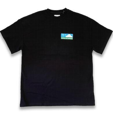 Blue Sky Tee (Black)