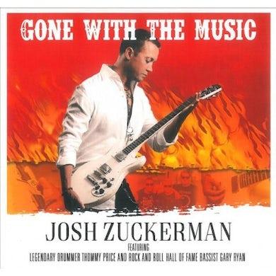 Josh Zuckerman Gone with the Music CD