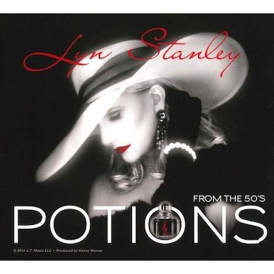 Potions (From the 50's) CD