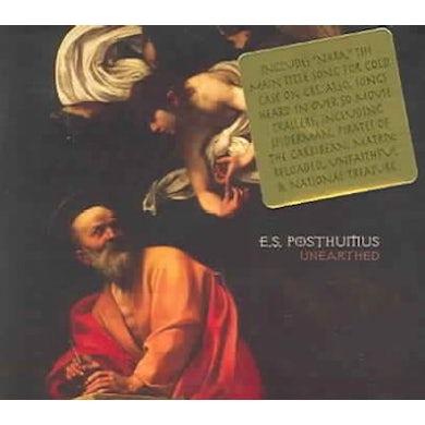 E.S. Posthumus Unearthed [Digipak] CD