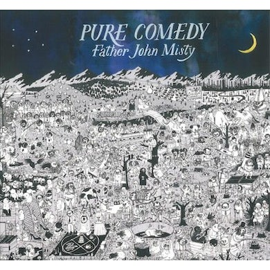 Father John Misty Pure Comedy CD
