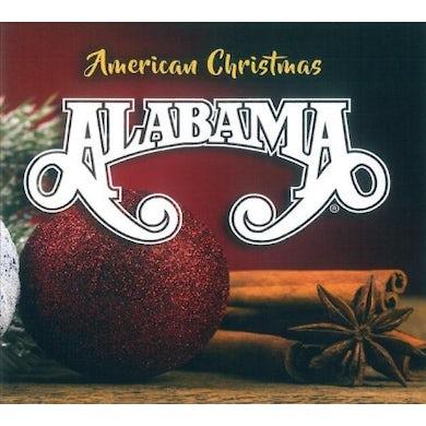 Alabama American Christmas CD