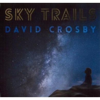 David Crosby Sky Trails CD