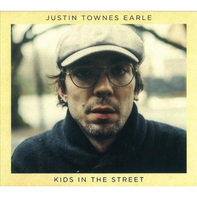 Justin Townes Earle Kids In The Street CD