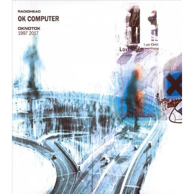 Radiohead OKNOTOK 1997-2017 CD