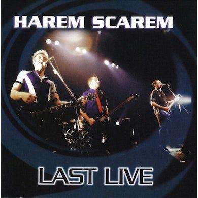 Last Live CD