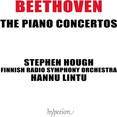 Stephen Hough Beethoven: The Piano Concertos CD