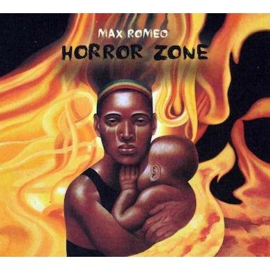 Max Romeo  Horror Zone CD