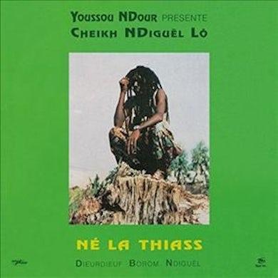 Cheikh Lo Ne La Thiass CD