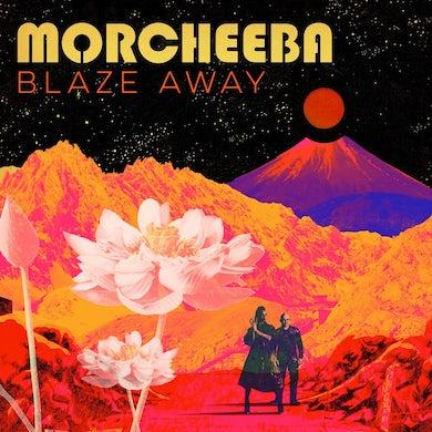 Morcheeba Blaze Away CD