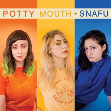 Potty Mouth Snafu CD