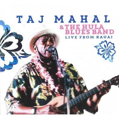 Taj Mahal & The Hula Blues Band: Live From Kauai CD