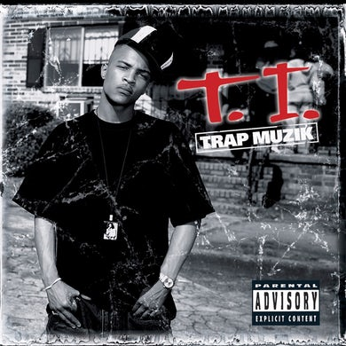 T.I. Trap Muzik CD