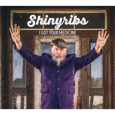 Shinyribs I Got Your Medicine CD