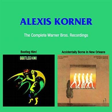 Alexis Korner Complete Warner Bros. Recordings CD