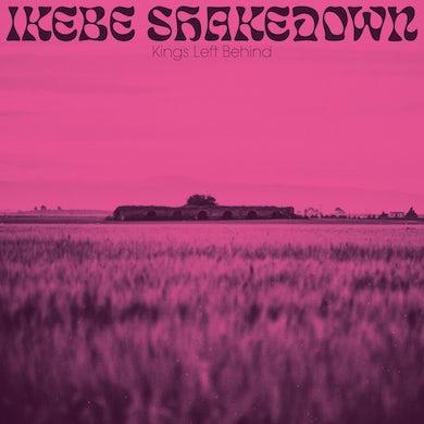 Ikebe Shakedown Kings Left Behind CD