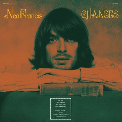 Neal Francis Changes CD