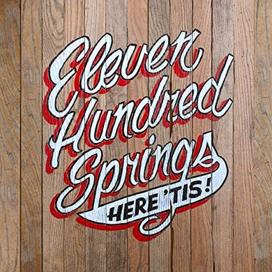 Eleven Hundred Springs Here Is CD