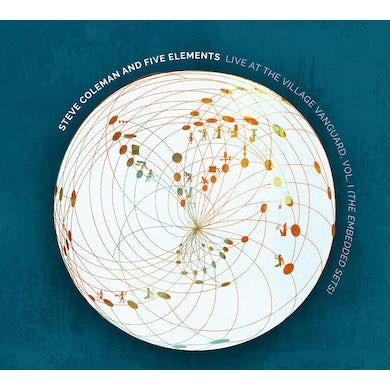Steve Coleman Live At The Village Vanguard: Vol. I: Embedded Sets CD