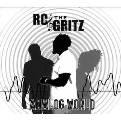 ANALOG WORLD CD