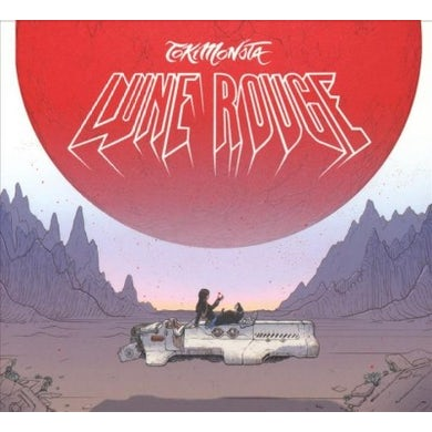 TOKiMONSTA Lune Rouge CD