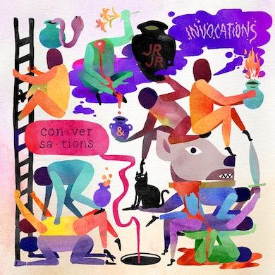 JR JR Invocations/Conversations CD