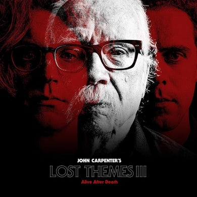 John Carpenter Lost Themes Iii: Alive After Death CD