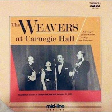 Weavers At Carnegie Hall Complete CD