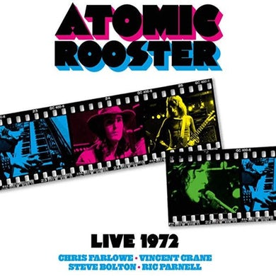 Atomic Rooster Live from 1972 CD