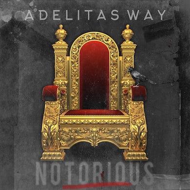 Adelitas Way Notorious CD