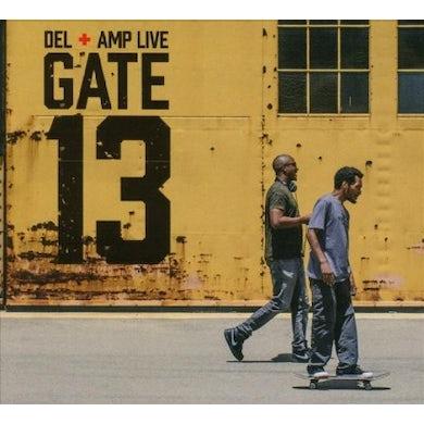 Del The Funky Homosapien Gate 13 CD