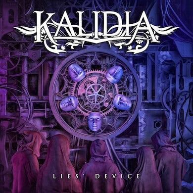 Kalidia Lies' Device (New Version 2021) CD