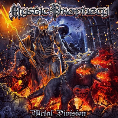 Mystic Prophecy Metal Division CD