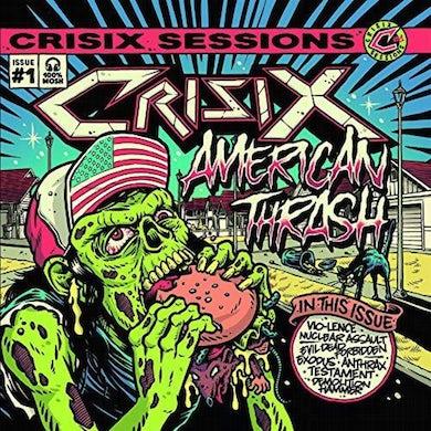 Crisix Sessions : #1 american thrash CD