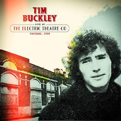 Tim Buckley Live At The Electric Theater Co. Chicago 1968 CD