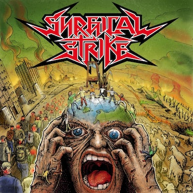 Surgical Strike Part of a Sick World CD
