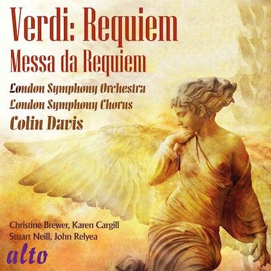 Colin Davis Verdi: Requiem Mass CD