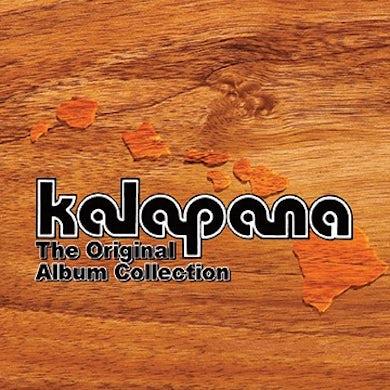 Kalapana: The Original Album Collection CD