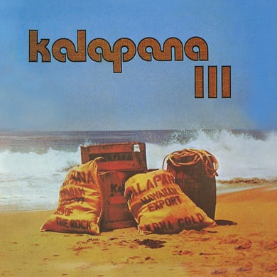 Kalapana III CD