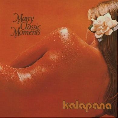 Kalapana Many Classic Moments CD