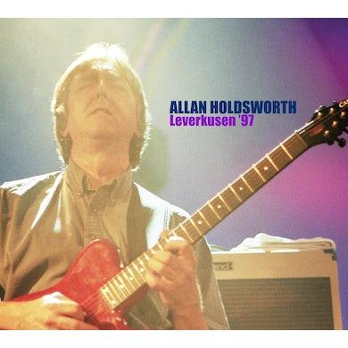Allan Holdsworth Leverkusen '97 CD