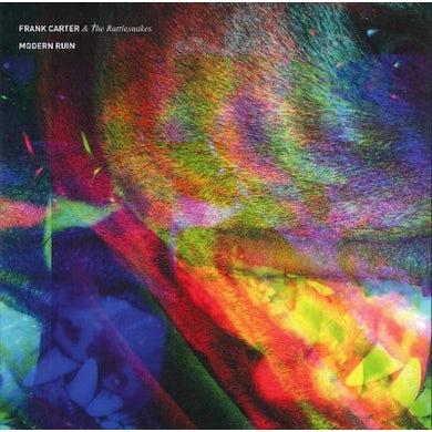 Frank Carter & The Rattlesnakes Modern Ruin CD
