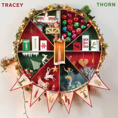 Tracey Thorn Tinsel and Lights CD