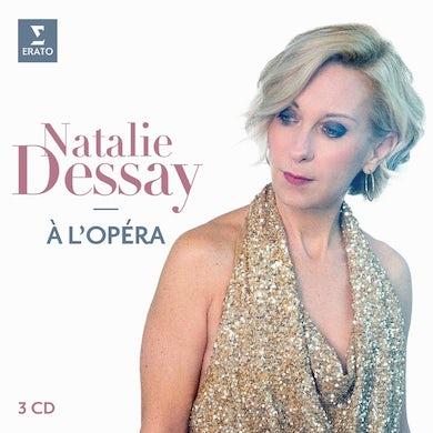 Natalie Dessay La Chanteuse D'opera CD