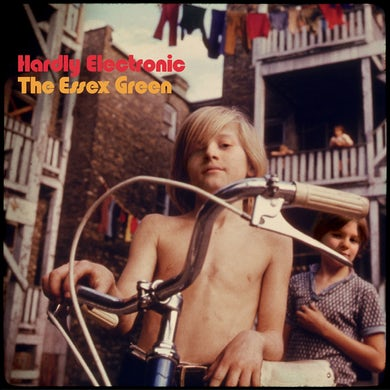 Essex Green Hardly Electronic CD