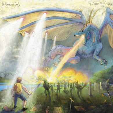 The Mountain Goats In League With Dragons CD